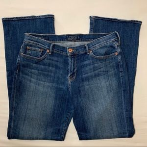 Lucky Brand Sweet'N Low Boot Cut Jeans